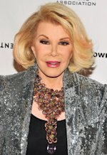Joan Rivers | Photo Credits: Angela Weiss/Getty Images