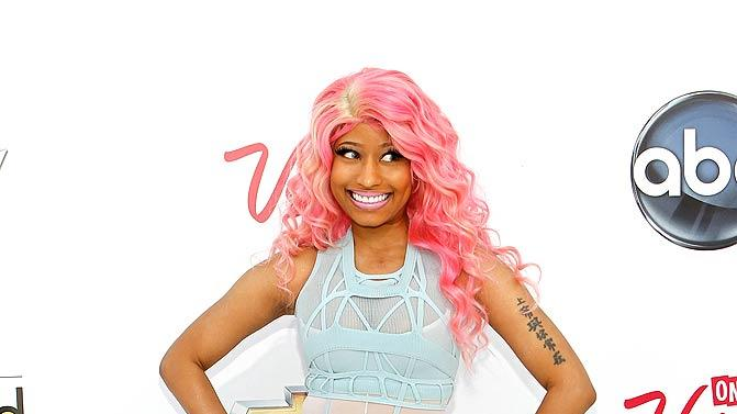 Nicki Minaj Billboard Msc Aw