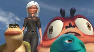 Monsters Vs. Aliens (UK Trailer 6)