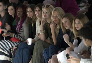 London Fashion Week Begins, But Who'll Be Sitting Front Row?