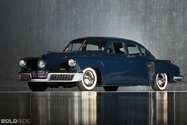 Tucker Torpedo Concept Pictures