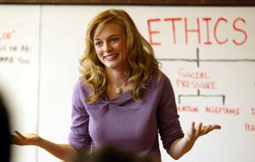 Heather Graham Fox's Arrested Development