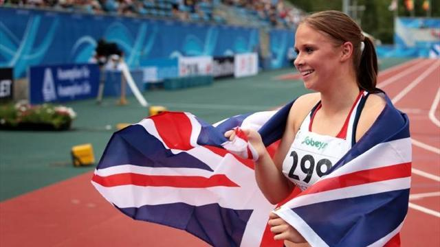 Athletics - Hitchon smashes British record as GB&NI finish third at European Cup