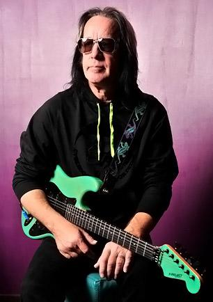 Todd Rundgren Brings His 'Personal Burning Man' to Louisiana