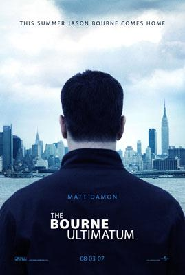 Universal Pictures' The Bourne Ultimatum