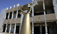 Gaddafi Loses Opulent 'Country Club' Base