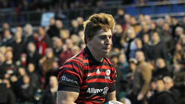 Premiership - Saracens give fans instant replay