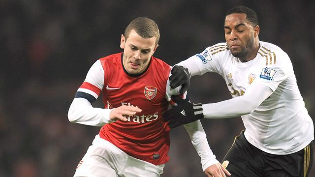 FA Cup - Wenger amazed by Wilshere form