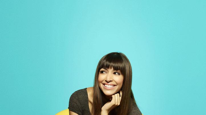 "Hannah Simone stars as Cece in in ""New Girl."""