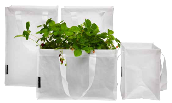 Waste Sorting Bag Planter