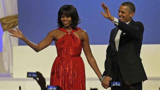 FLOTUS chooses Jason Wu dress for inaugural balls