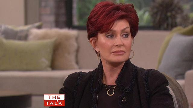 Sharon Osbourne Addresses Divorce Rumors