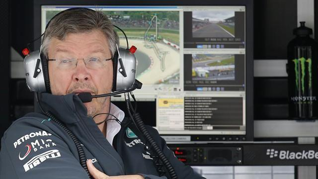 Formula 1 - Mercedes 'in good shape' for 2014