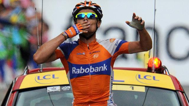 Cycling - Team Blanco suspend rider Sanchez over Fuentes links