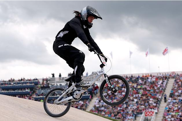 Olympics Day 12 - Cycling - BMX
