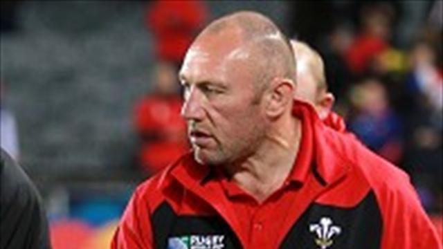 Rugby - Wales focus on scrum improvement