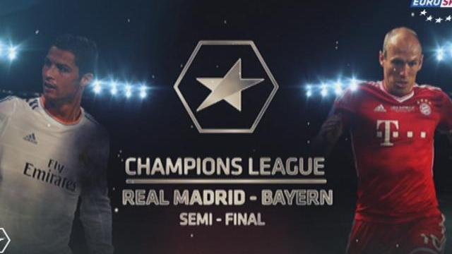Real Madrid-Bayern, una finale anticipata