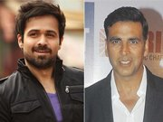 Emraan Hashmi to take on Akshay Kumar?