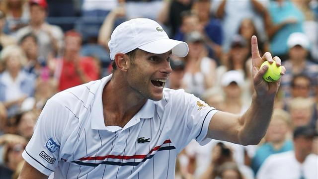 Roddick ready for del Potro as US Open swansong continues