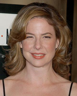Robin Weigert at the Hollywood premiere of Warner Bros. The Good German