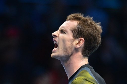 O tenista britânico Andy Murray