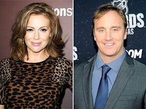 Alyssa Milano Accepts Jay Mohr's Apology After Comedian Comments on Star's Weight