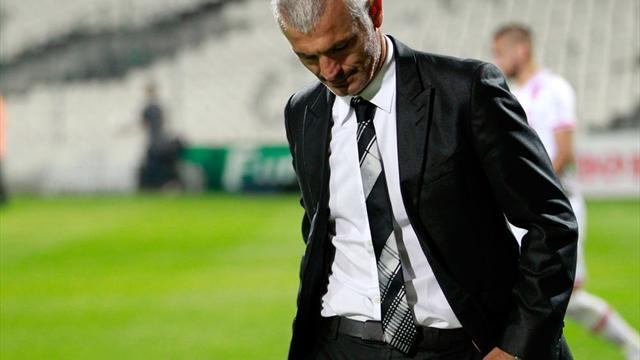 Ligue 1 - Ajaccio sack coach Ravanelli after home defeat