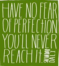 Corporate Branding: Why Perfection Is A Myth? image Salvador Dali quote