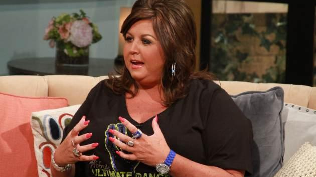 'Dance Moms' Abby Lee Miller stops by Access Hollywood Live on August 12, 2013 -- Access Hollywood