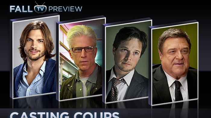 Fall TV Preview: Casting Coups