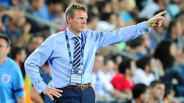 Euro U21 - England axe Pearce after Euro disaster