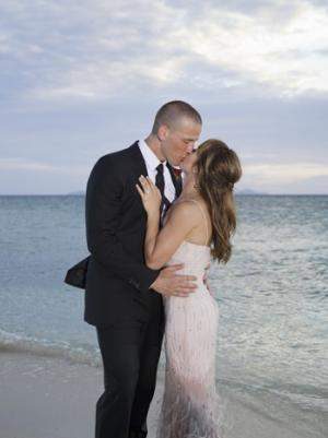 'Bachelorette' Ashley Hebert and J.P. Rosenbaum Get Married