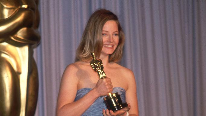 Jodie Foster, 'The Accused' (Best Actress, 1988)