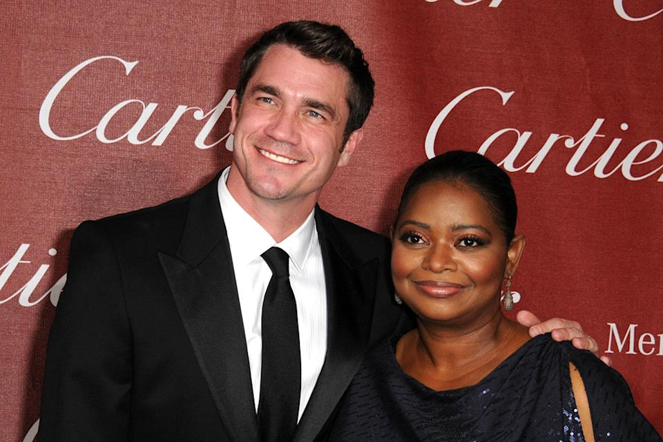 2012 Palm Springs Film Festival Awards Gala Tate Taylor Octavia Spencer