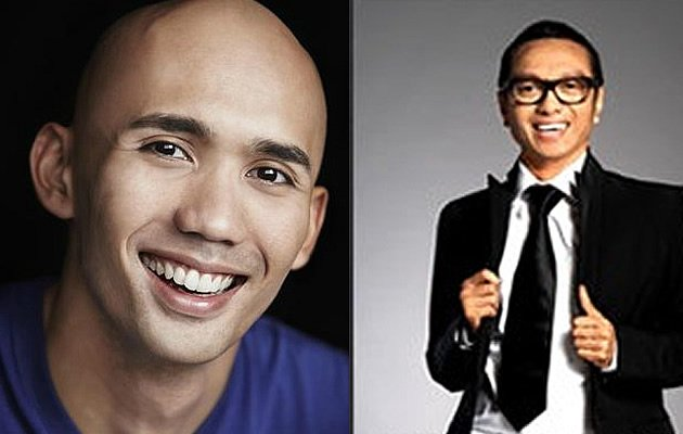 Local actor Erwin Shah Ismail plays funnyman Najib Ali (Photo courtesy of Erwin Shah Ismail and Music and Movement)