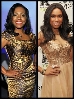 'Smash' Adds Real 'Dreamgirl' to Play Jennifer Hudson's Mother