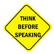 The New THINK Before You Speak image shutterstock 961278 300x300