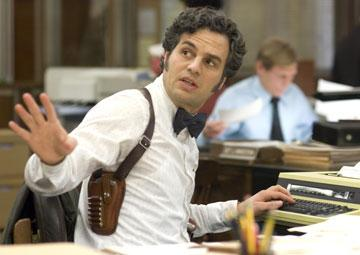 Mark Ruffalo in Paramount Pictures' Zodiac