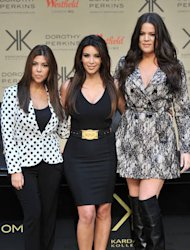 Kardashian sisters receive keys to the city of North Miami