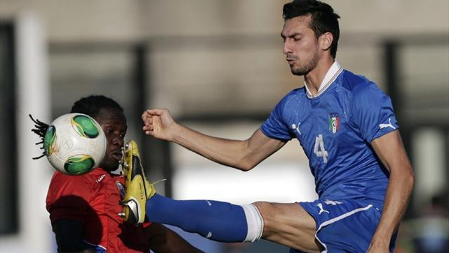International friendlies - Embarrassed Italy held by Haiti