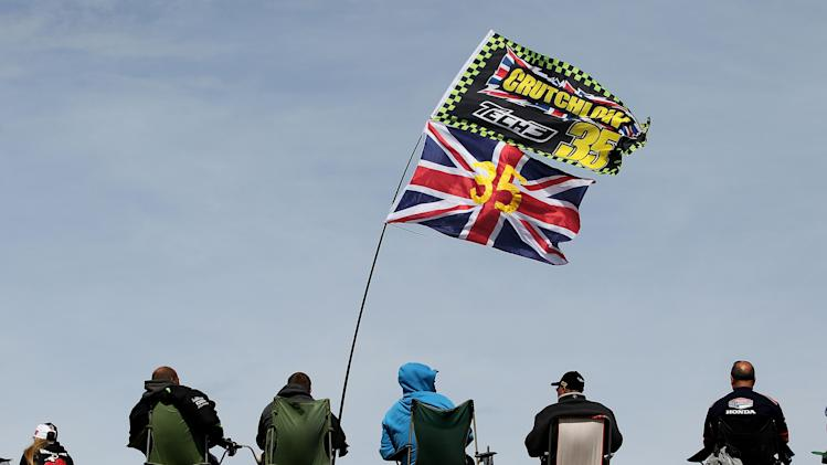 Motor Racing - Moto GP Hertz British Grand Prix - Race - Silverstone