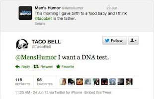 Email Tips From Barney Stinson image taco bell 1 fixed
