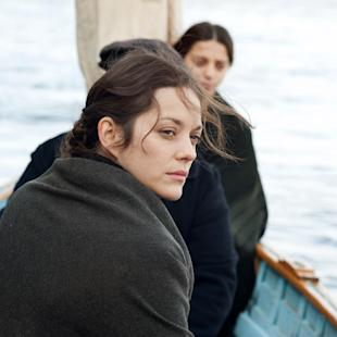 "This image released by The Weinstein Company shows Marion Cotillard in a scene from ""The Immigrant."" (AP Photo/The Weinstein Company, Anne Joyce)"