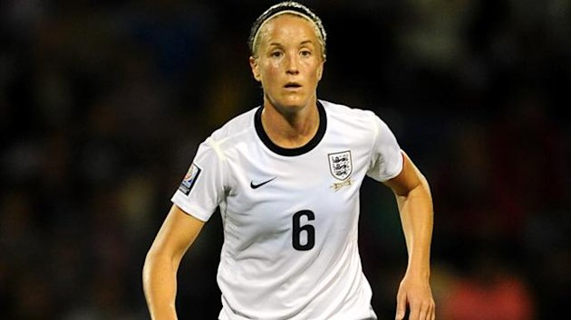 Casey Stoney, England Women PA