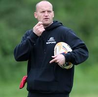 Gregor Townsend's Glasgow side travel to Northampton on Sunday