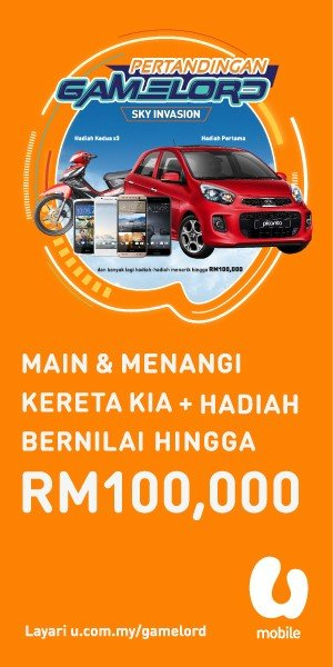 Play and win up to RM100,000 worth of prizes!