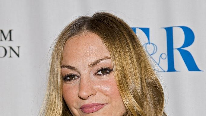 "Drea de Matteo at The Museum of Television and Radio Presents ""The Whacked Sopranos"" in New York City, New on March 28, 2007."