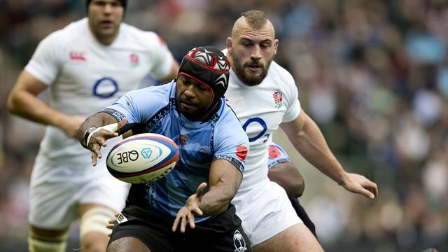 Rugby - England prop Marler set to miss South Africa clash
