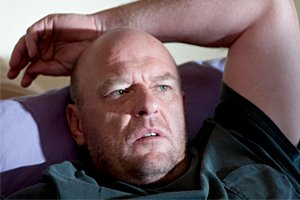 Dean Norris as Hank Schrader