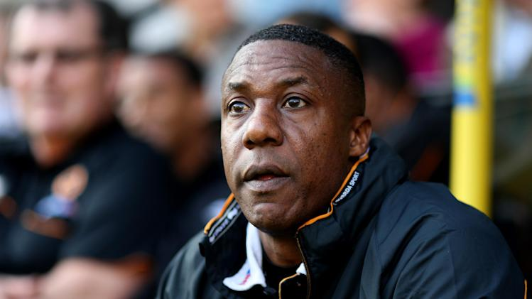 Terry Connor spent 13 years at Wolves